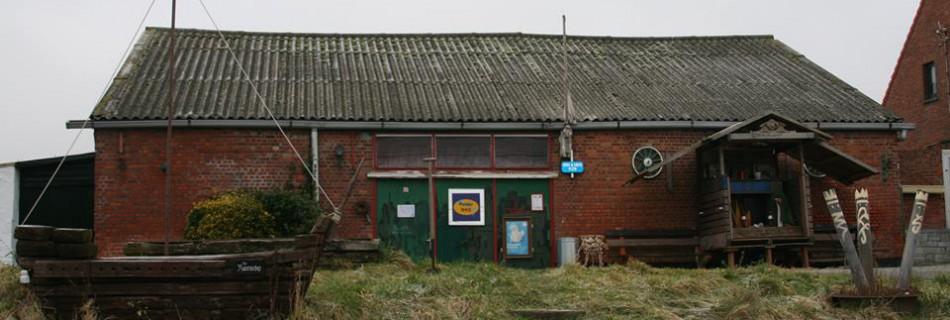 Het PolderMAS.  Een authentiek museum aan de stroom.