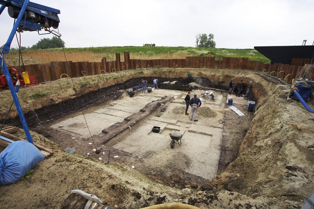 Bazel, prehistorische oppervlak